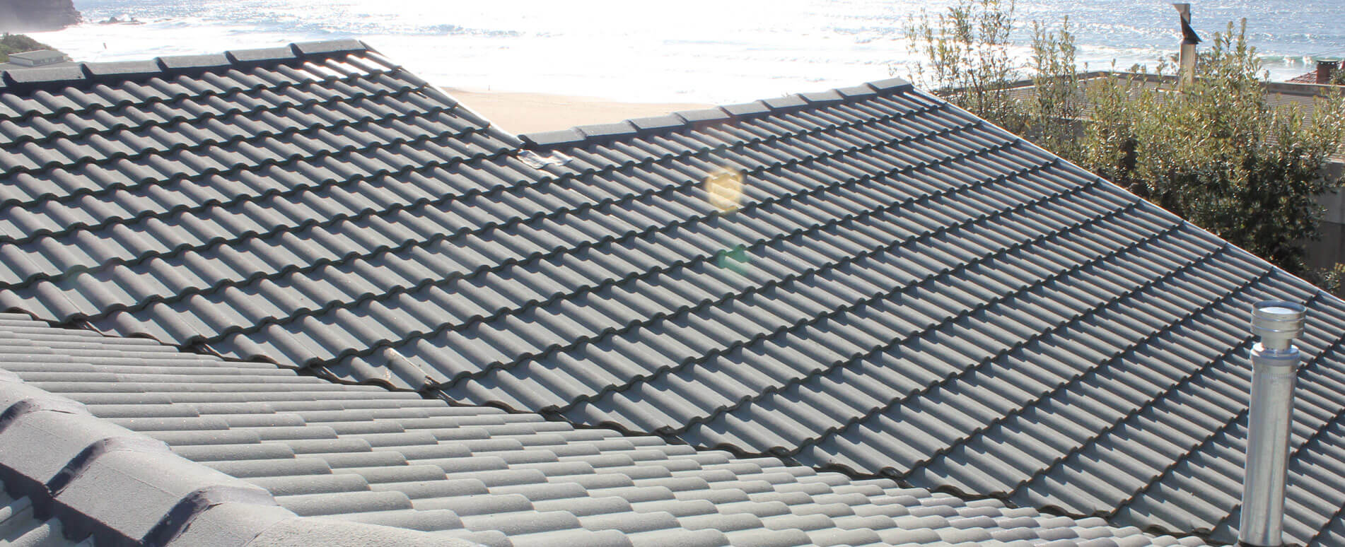New Roof are easy with Rekote Roofing